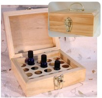 Essential Oil Travel Chest