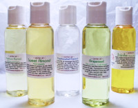 Carrier Oil Sampler II (set of 5 ~ 2oz.)