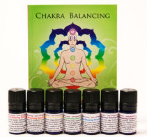 The Chakra Synergies & Booklet