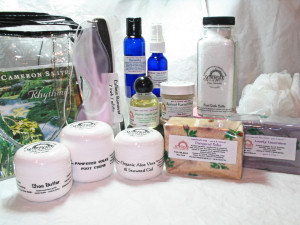 Home Spa Deluxe Gift Set :  pampering mothers day gift spa mothers day
