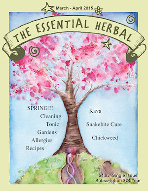 The Essential Herbal Magazine - March / April 2015