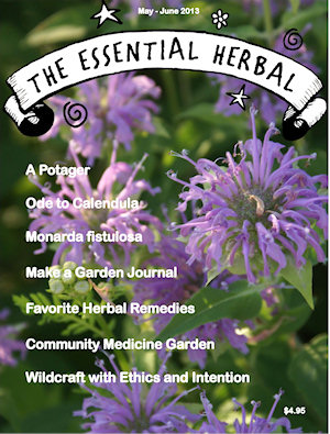 The Essential Herbal Magazine - May / June 2013