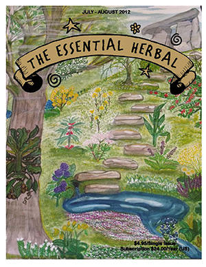 The Essential Herbal Magazine - July / August 2012