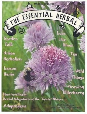 The Essential Herbal Magazine - March / April 2011