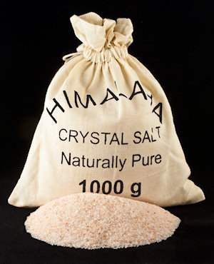 Himalayan Pink Salt Naturally Pure