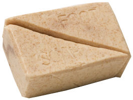 Pampered Soles Exfoliating Soap